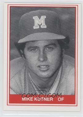 1982 TCMA Minor League #1086 - Mike Kutner