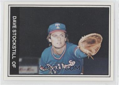 1982 TCMA Minor League #1136 - Dave Stockstill