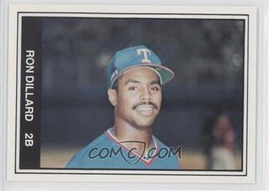 1982 TCMA Minor League #1139 - Ron Dillard