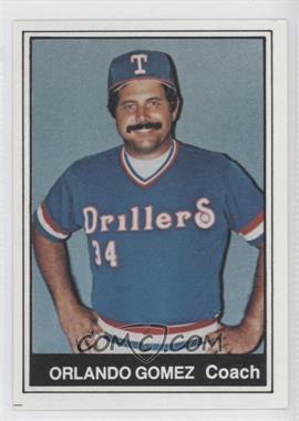 1982 TCMA Minor League #1144 - Orlando Gonzalez