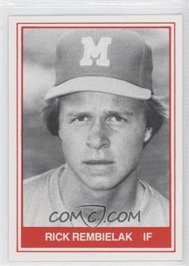 1982 TCMA Minor League #16 - Rick Reuschel