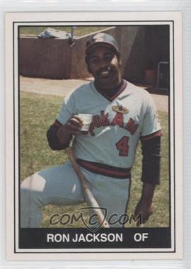 1982 TCMA Minor League #21 - Ron Jackson