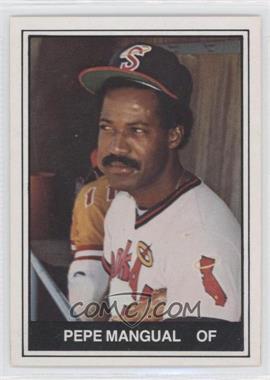 1982 TCMA Minor League #22 - Pete Mackanin