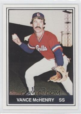 1982 TCMA Minor League #221 - Vance McHenry