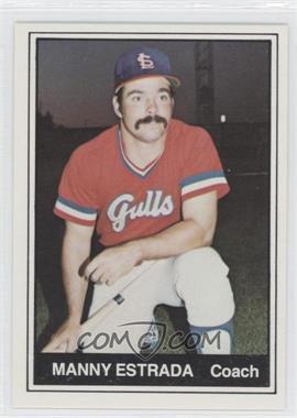 1982 TCMA Minor League #232 - Manny Estrada
