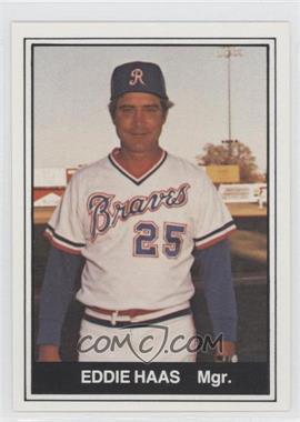 1982 TCMA Minor League #27 - Ed Halicki