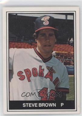 1982 TCMA Minor League #433 - Steve Braun