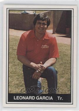 1982 TCMA Minor League #458 - Leo Garcia