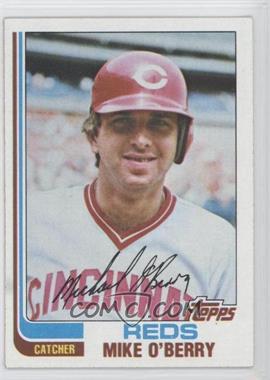 1982 Topps - [Base] #562 - Mike O'Berry