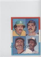 Tony Armas, Dwight Evans, Bobby Grich, Eddie Murray