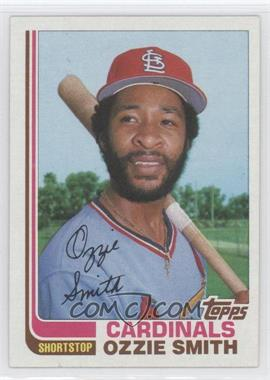 1982 Topps Traded - [Base] #109T - Ozzie Smith