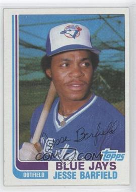 1982 Topps Traded - [Base] #2T - Jesse Barfield