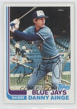 1982 Topps #125 - Danny Ainge