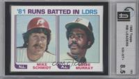 Eddie Murray, Mike Schmidt [GAI 8.5]