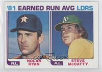 Nolan Ryan, Steve McCatty