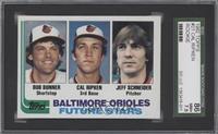 Bobby Bonner, Cal Ripken Jr., Jeff Schneider [SGC86]