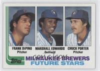 Frank DiPino, Marshall Edwards, Chuck Porter