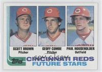 Reds Future Stars (Scott Brown, Geoff Combe, Paul Householder)