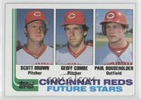 Reds Future Stars (Scott Brown, Geoff Combe, Paul Householder)