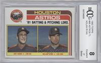 Art Howe, Nolan Ryan [ENCASED]