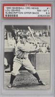 Lou Gehrig [PSA8.5]