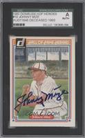 Johnny Mize [SGC AUTHENTIC]