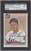 Bob Lemon [SGC AUTHENTIC]