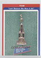 Indians Win 1982 Pennant