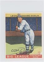 Leon (Goose) Goslin