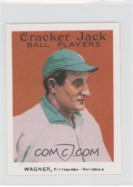 1983 Renata Galasso Cracker Jack Reprints - [Base] #68 - Honus Wagner
