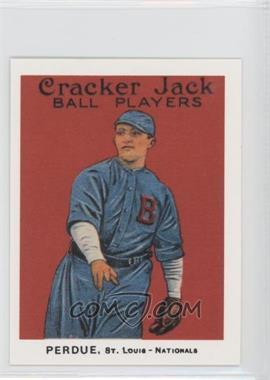 1983 Renata Galasso Cracker Jack Reprints #121 - Hub Perdue