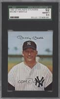 Mickey Mantle [SGC 92]