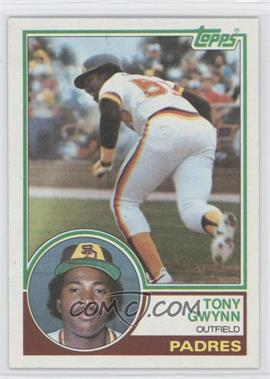 1983 Topps - [Base] #482 - Tony Gwynn