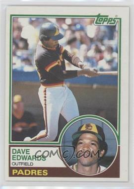 1983 Topps - [Base] #94 - Dave Edwards