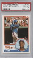 Darryl Strawberry [PSA 8]