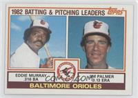 Eddie Murray, Jim Palmer