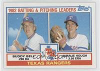 Buddy Bell, Charlie Hough