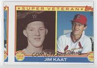 Jim Kaat [MISPRINTED]