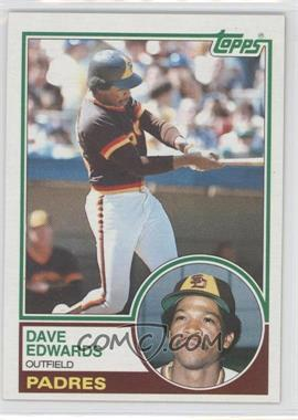1983 Topps #94 - Dave Edwards
