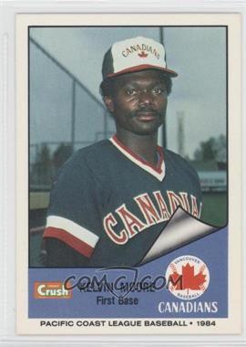 1984 Cramer Pacific Coast League #31 - Keith Moreland