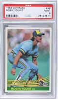 Robin Yount [PSA 9]