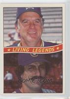 Gaylord Perry, Rollie Fingers