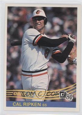1984 Donruss #106 - Cal Ripken Jr.