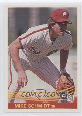 1984 Donruss #183 - Mike Schmidt
