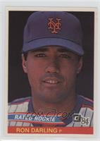 Ron Darling (Correct Card Number)
