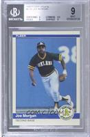 Joe Morgan [BGS 9]
