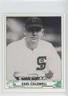 1984 TCMA 1946 Play Ball #15 - Earl Caldwell