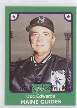 1984 TCMA Minor League #10 - Doc Edwards
