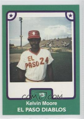 1984 TCMA Minor League #13 - Kelvin Moore