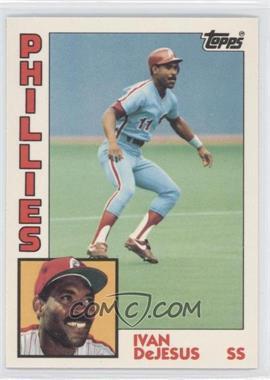 1984 Topps - [Base] - Box Set Collector's Edition (Tiffany) #279 - Ivan DeJesus